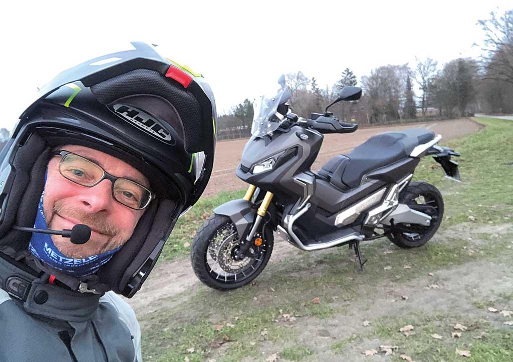 Honda X-ADV, Winter 2018/19