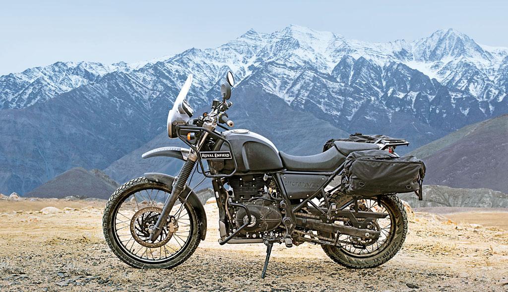Royal Enfield Himalayan, Modell 2018