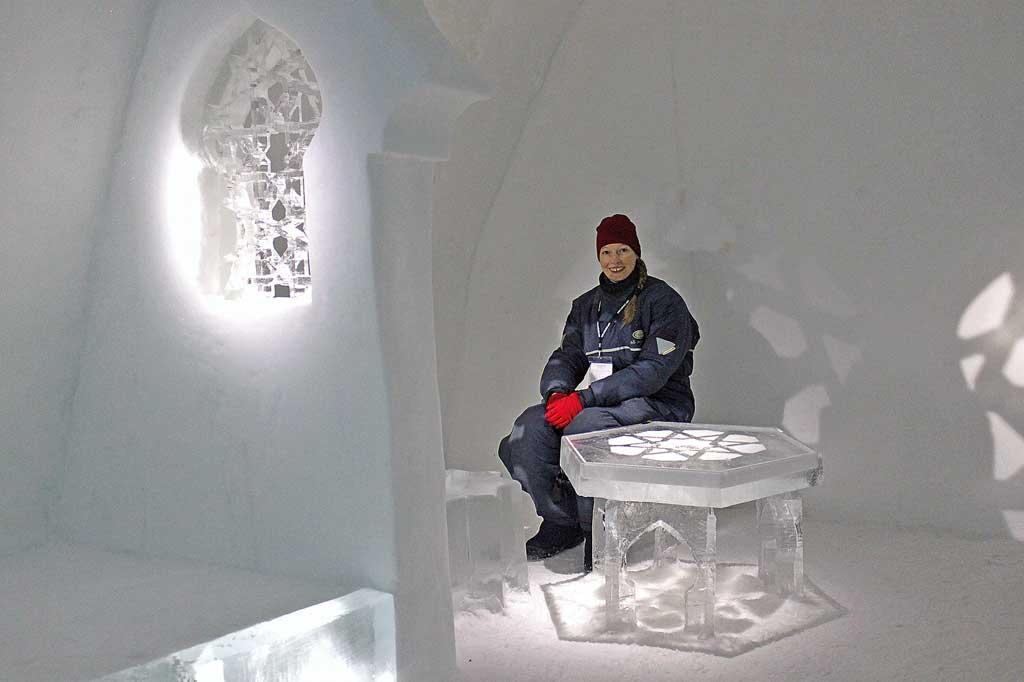 Eisreise - ein eiskalter Traum …