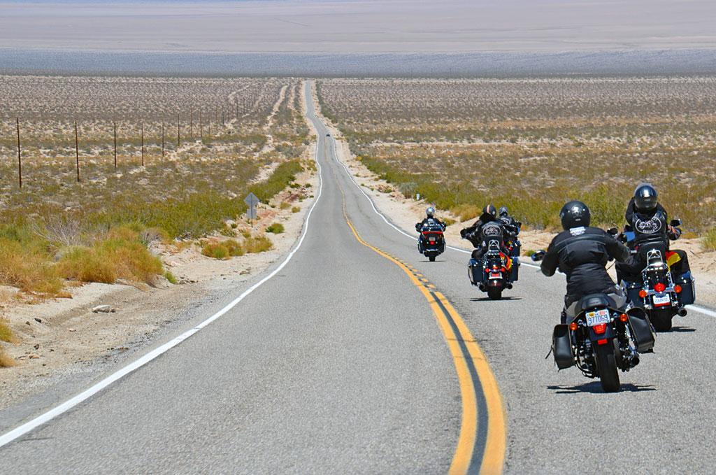USA - Wilder Westen - Mojave Wüste