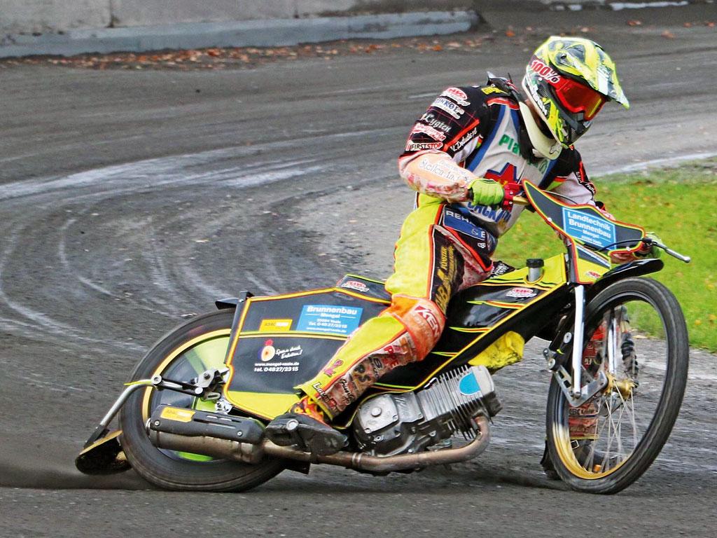 Speedway-Virus, Mattis Möller