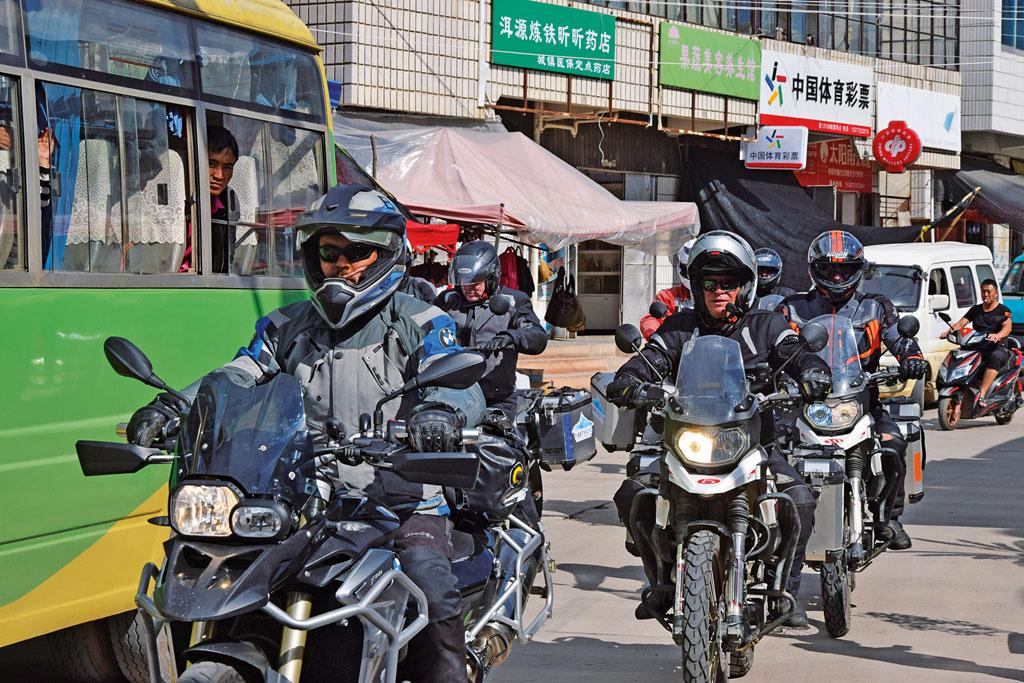 Auf dem Weg nach Shaxi