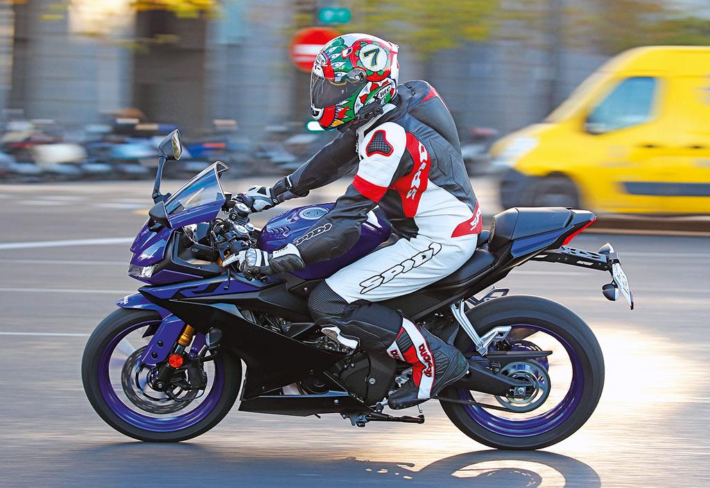 Yamaha YZF-R125, Modell 2019