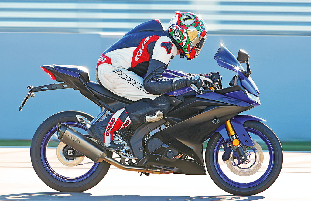 Yamaha YZF-R1250 Modell 2019