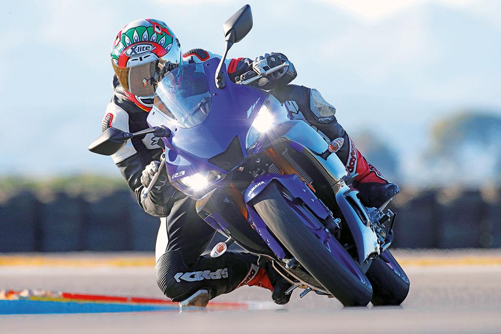 Yamaha YZF-R3 Modell 2019