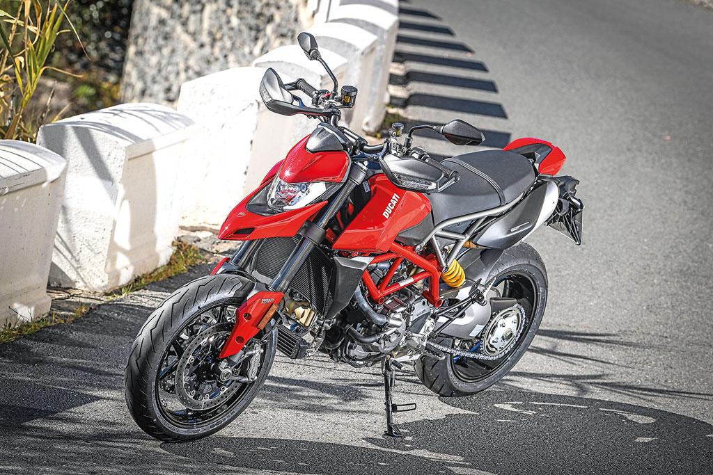 Ducati Hypermotard 950 - Modell 2019 - links