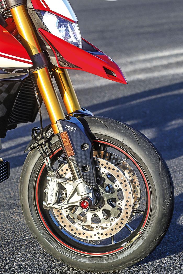 Ducati Hypermotard 950SP - Modell 2019 - Brembo