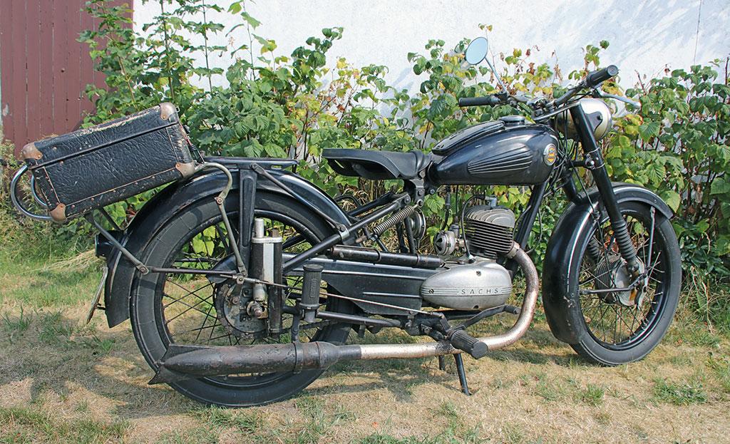 Panther KS 150, Bj. 1952