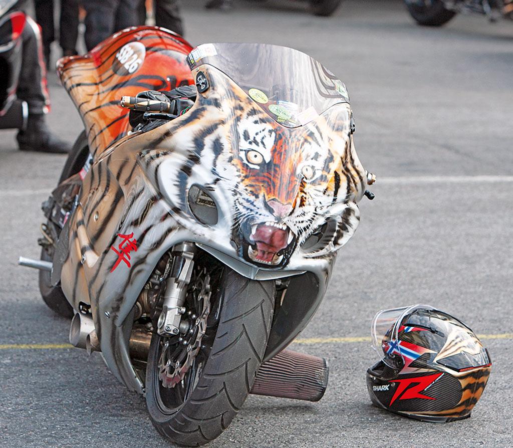 Super-Street-Bikes Airbrush