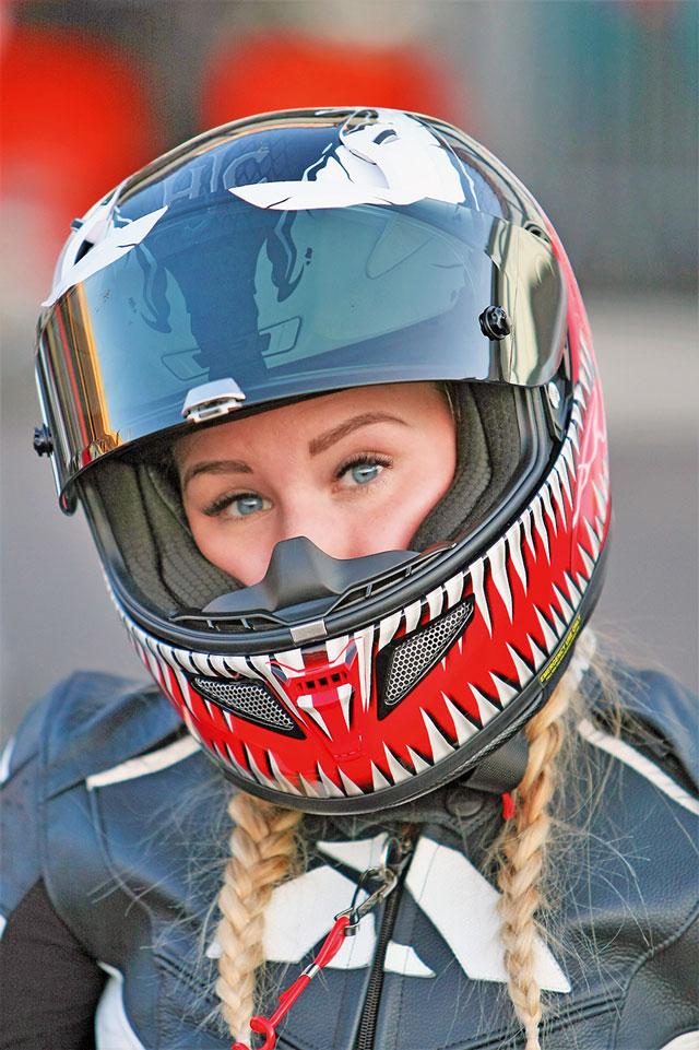 Super-Street-Bikes - Ida Zetterstroem