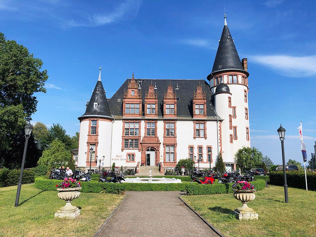 Schlosshotel Klink - Kradblatt Leserreise 2019