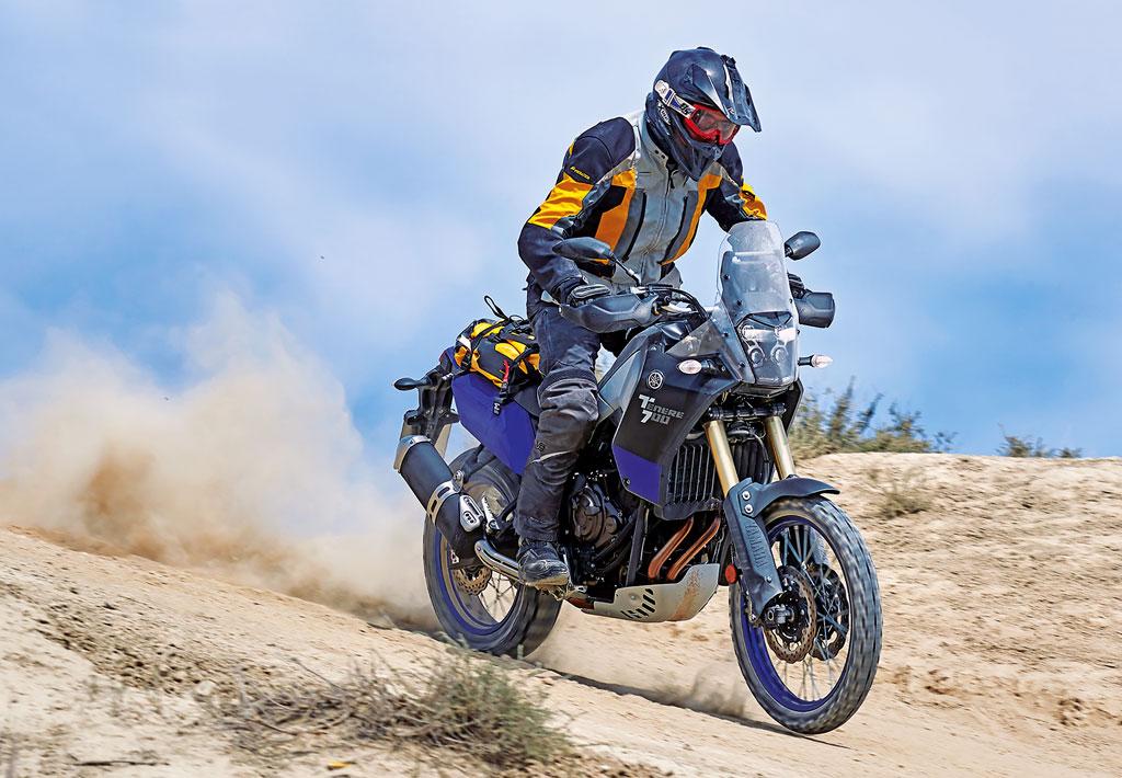Offroad - Yamaha 700 Tenere Modell 2019