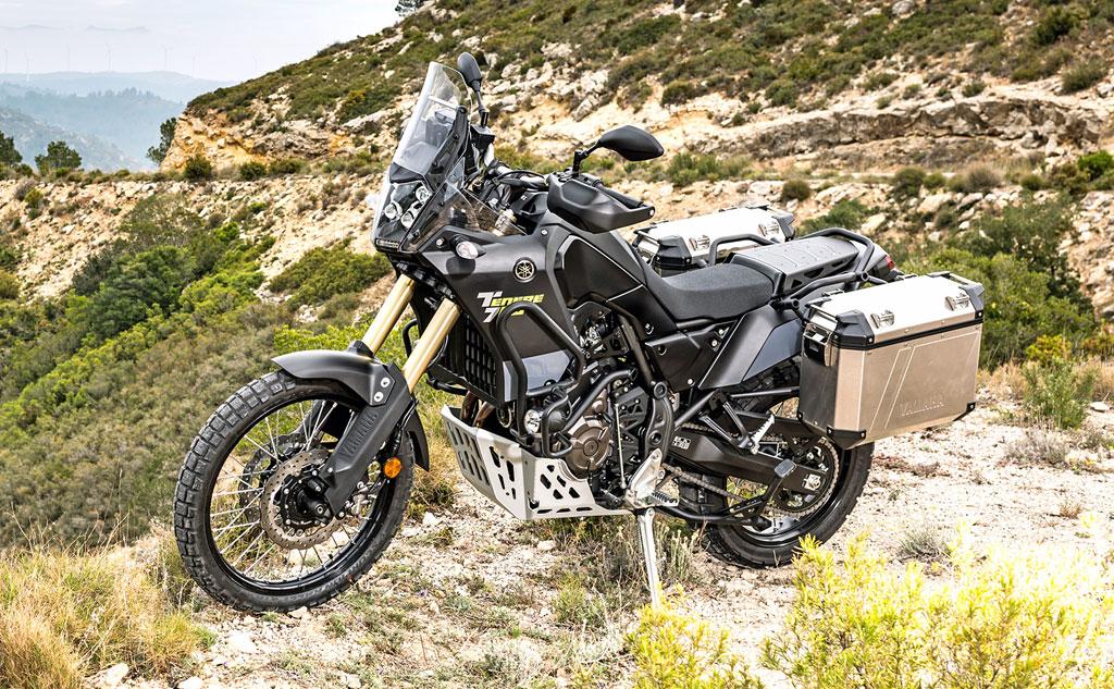 Vollausstattung - Yamaha 700 Tenere Modell 2019