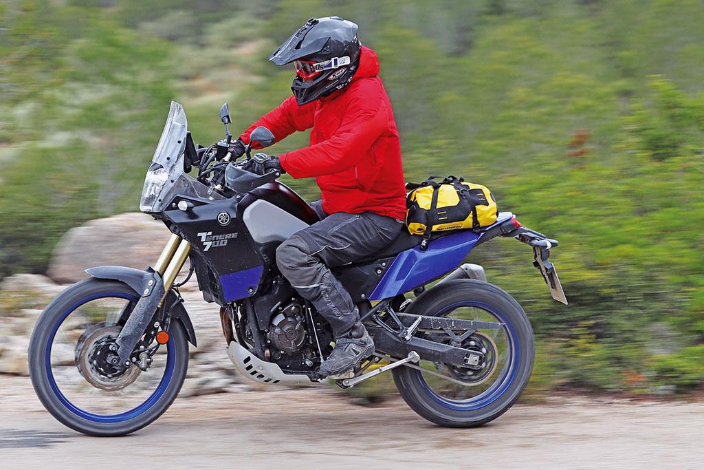 Yamaha 700 Tenere Modell 2019