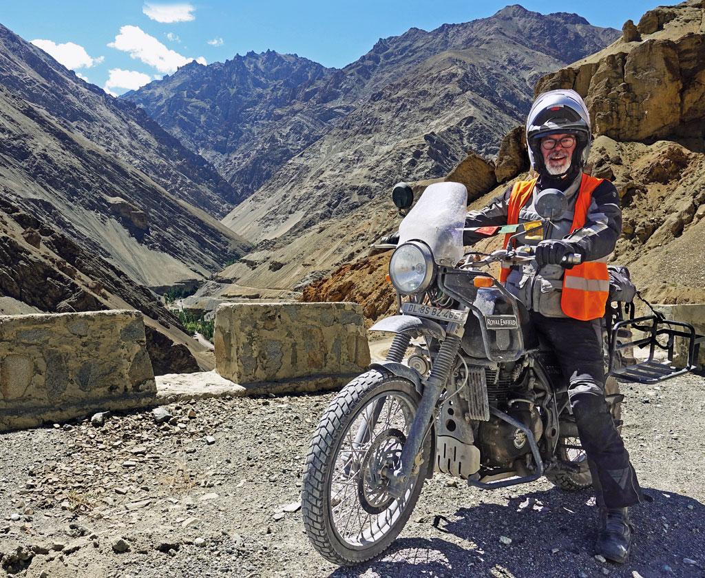 Royal Enfield Himalayan - Gruppenreise Indien / Himalaya mit Royal Enfield Motorrädern