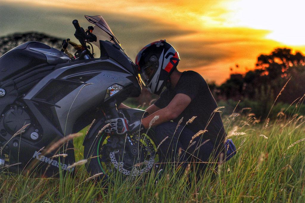 Wunschkennzeichen reservieren und Motorrad online zulassen