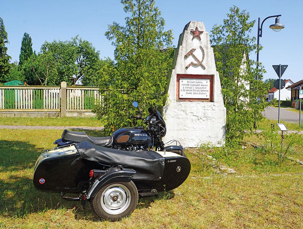Motorradtour zum Spreewaldring