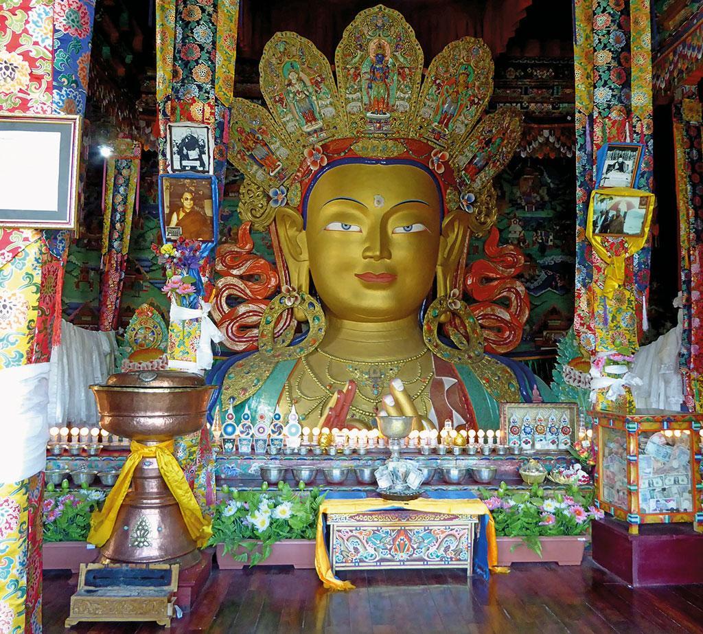Gruppenreise Indien / Himalaya mit Royal Enfield Motorrädern