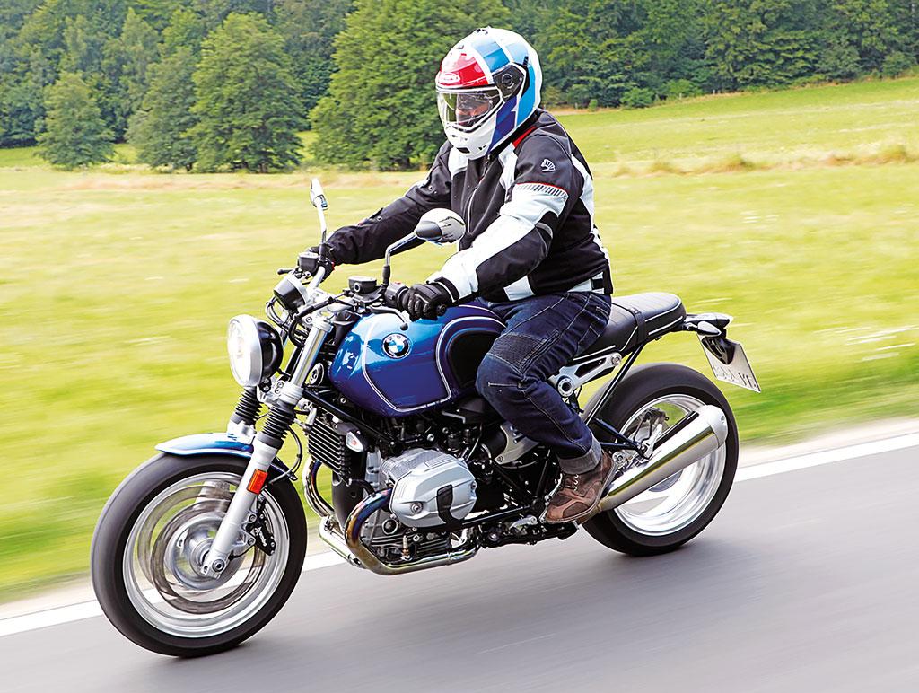 BMW R nineT /5 - Sondermodell 50 Jahre R 75/5