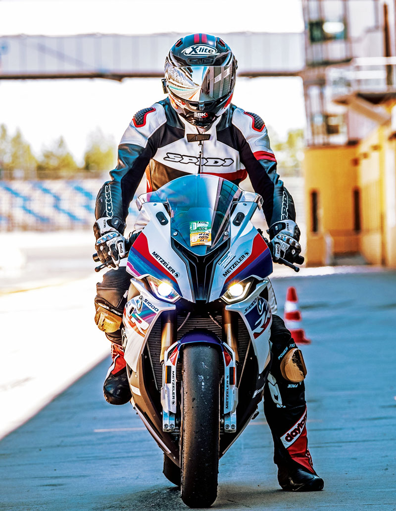 BMW S 1000 RR M-Version, Modell 2019