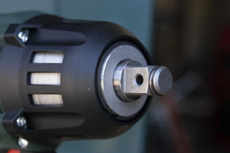 Elektro-Schlagschrauber Test