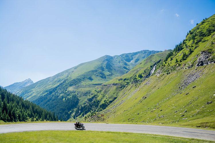 Motorradreise durch Tschechien