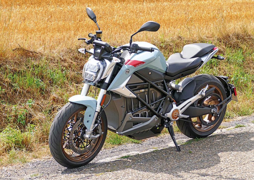Zero SR/F, Modell 2019 - Front