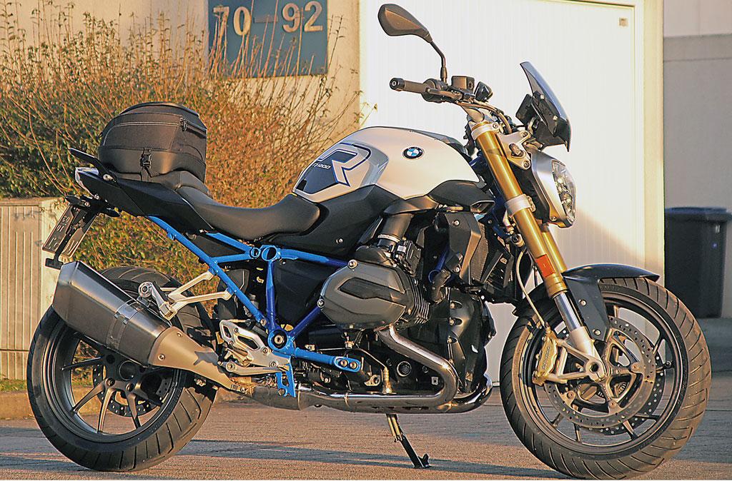 Hecktasche - BMW R 1200 R (LC)