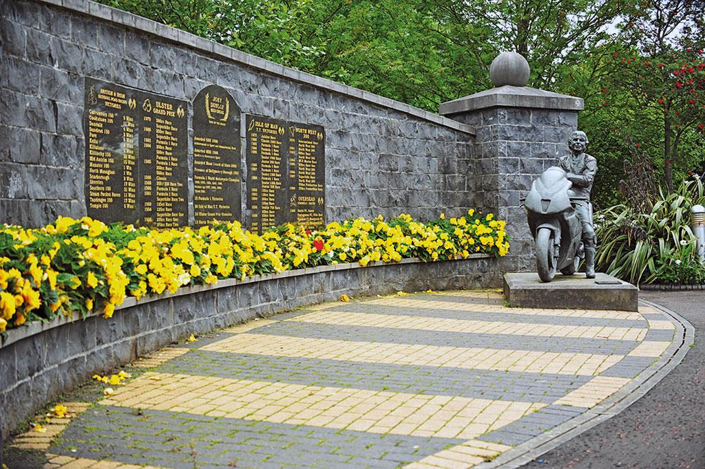 Joey Dunlop Memorial