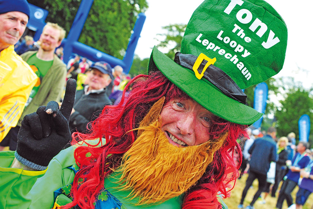 Trolle gibts in Irland überall