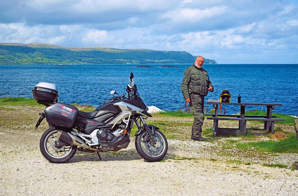 Reisetipps - mt dem Motorrad in Irland unterwegs
