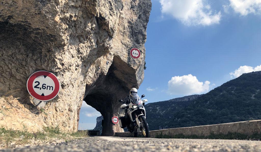 Schluchtenflitzer - Motorrad-Urlaub in der Provence