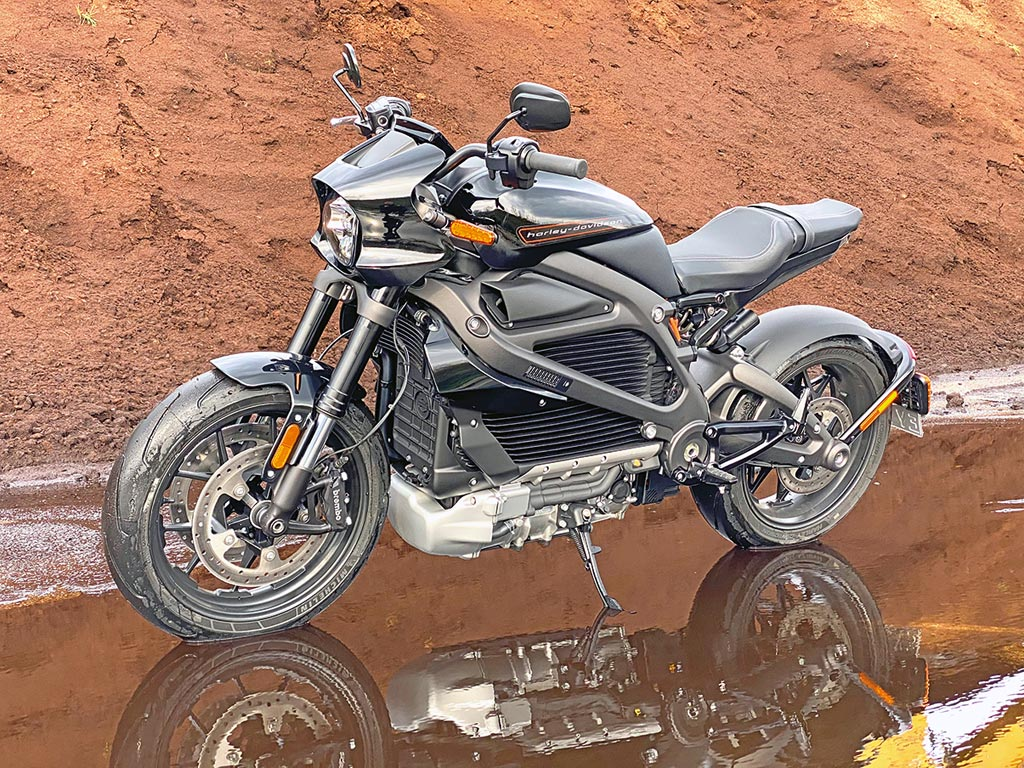 Harley-Davidson LiveWire, Modell 2020