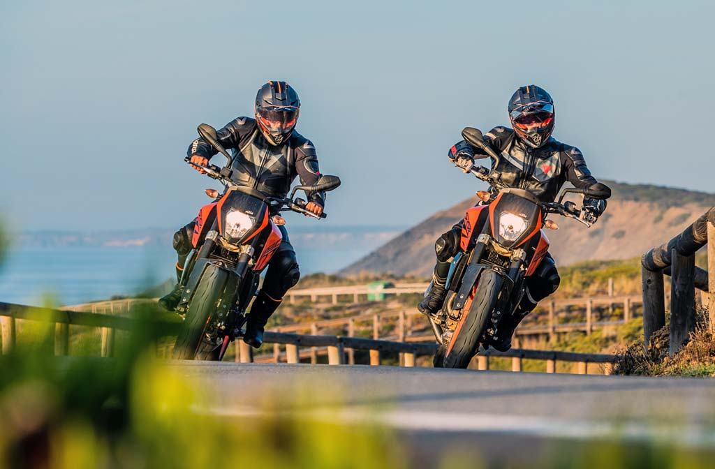 Ride Portugal - Mit KTM Duke onroad unterwegs