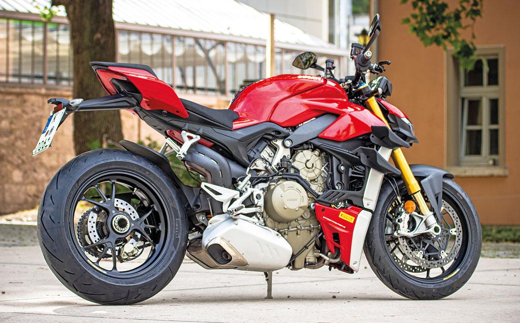 Ducati Streetfighter V4 S - Modell 2020