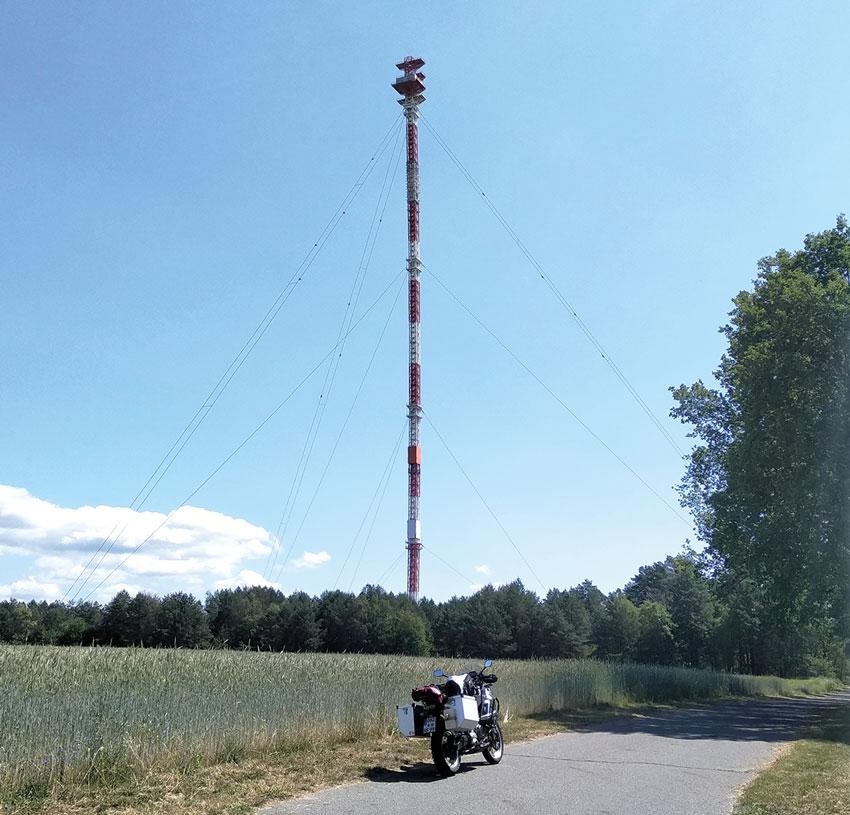 Antennenanlage Gatower Riese
