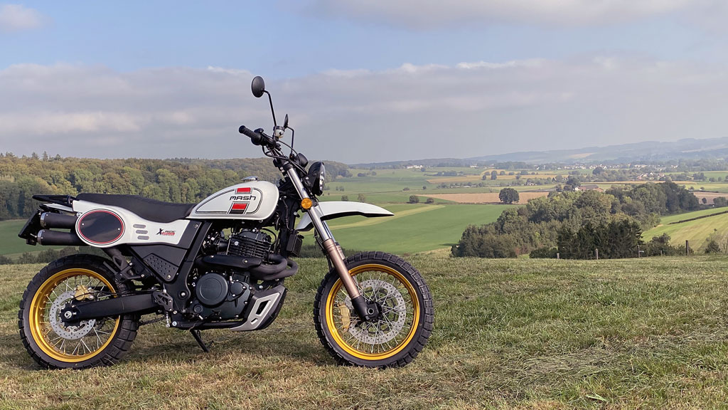 Mash X-Ride 650 - Modell 2020