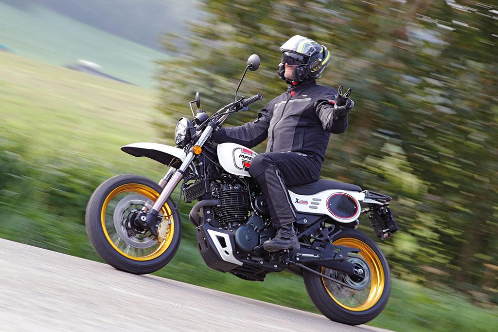 Mash X-Ride 650 Modell 2020