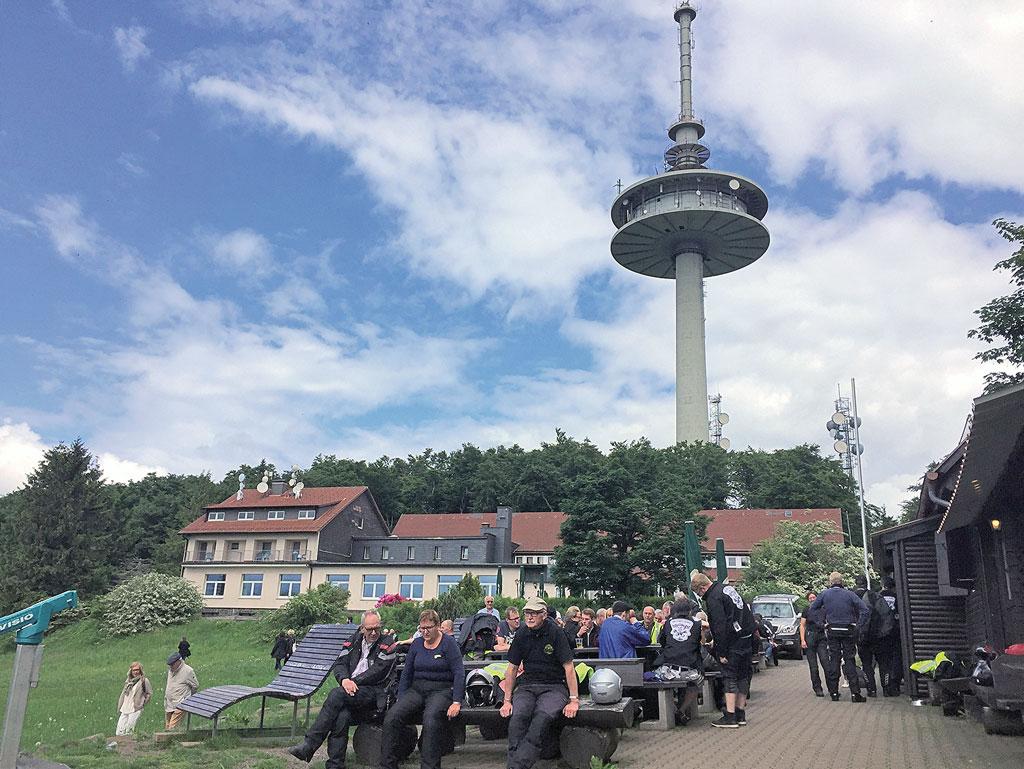 Hoher Vogelsberg - Kradblatt Leserreise