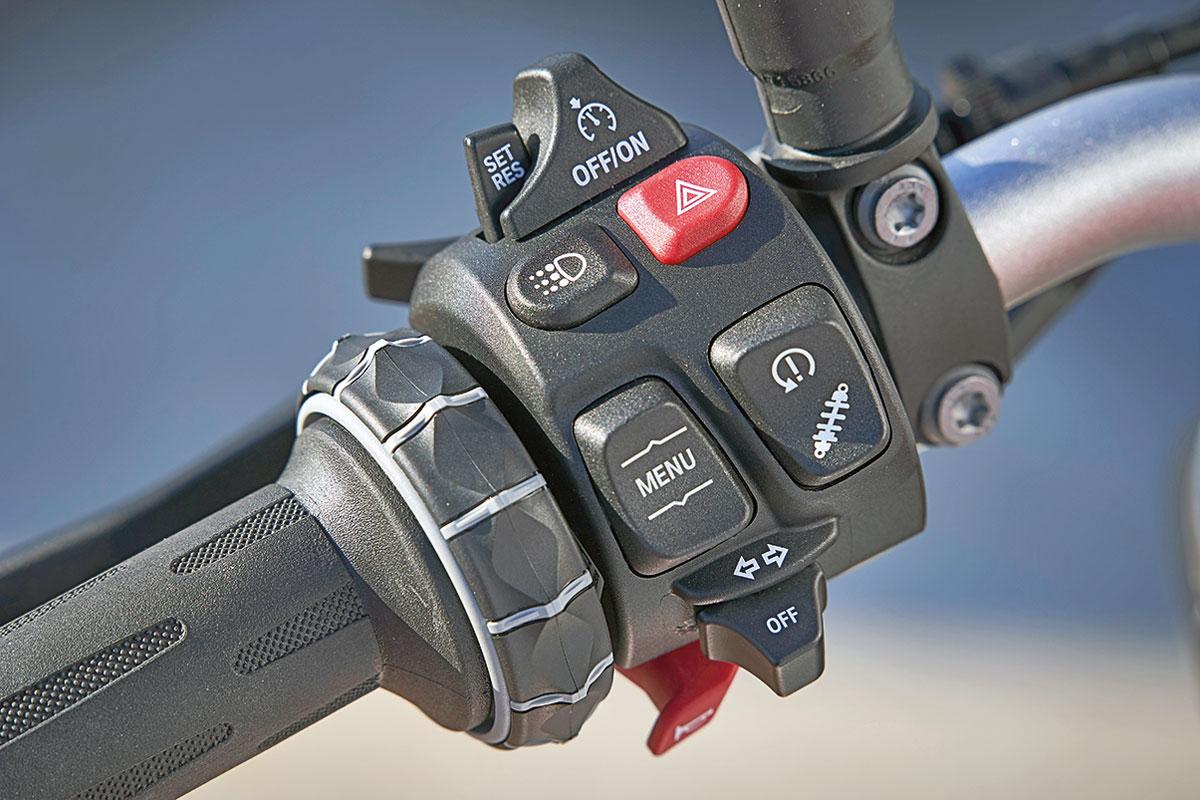 Linke Schaltereinheit, BMW F 900 R Roadster - Modell 2020