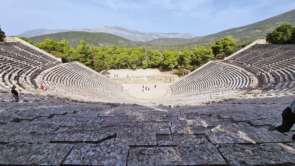 Griechenland - mehr als eine Motorradreise wert
