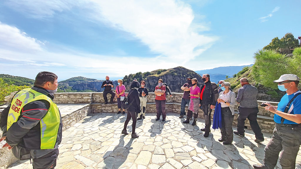 Griechenland mit NSK-Motorradreisen