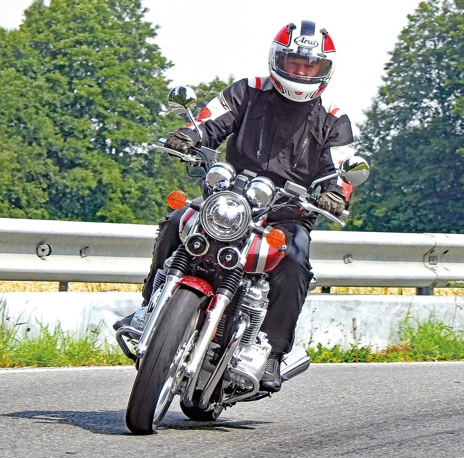 Honda CB 1100 EX - Frontansicht