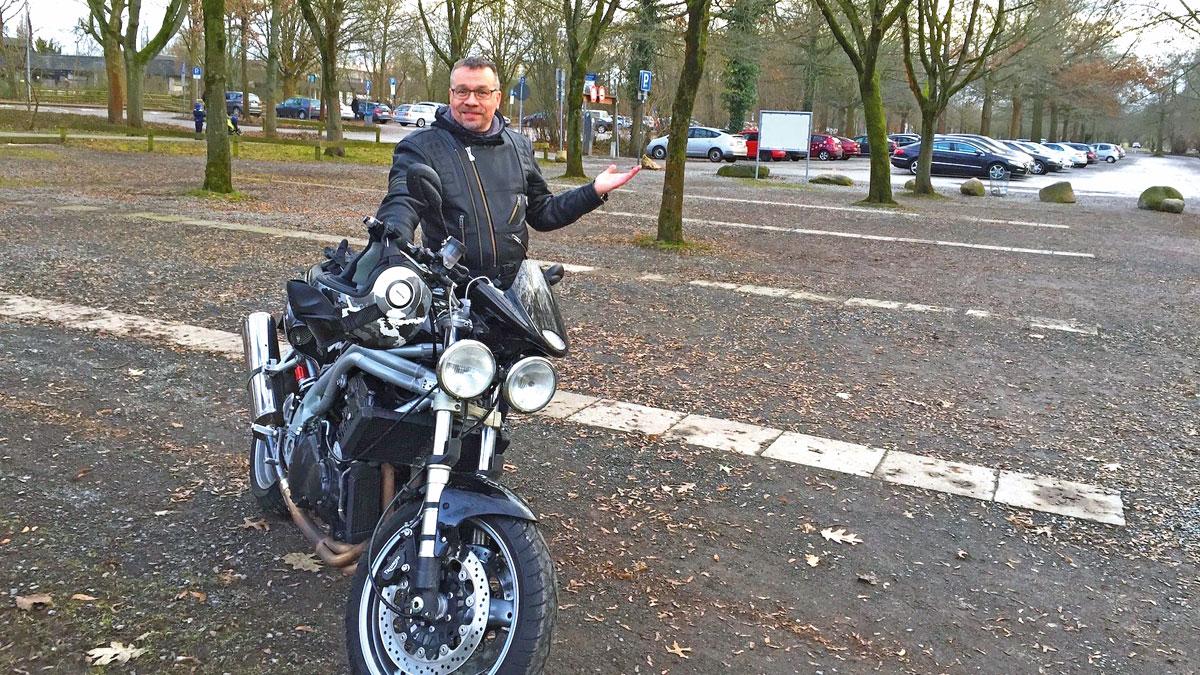 "Torsten ""Glori"" Glorius von out 4 a ride"