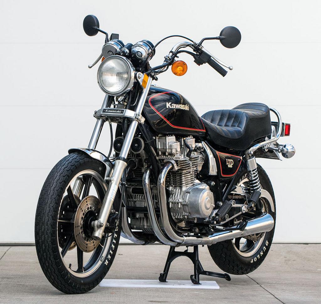 Kawasaki Z 1000 Ltd