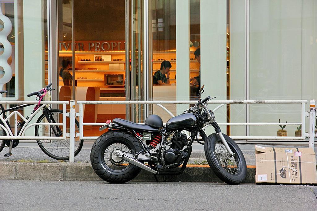 Diebstahlschutz für Motorräder