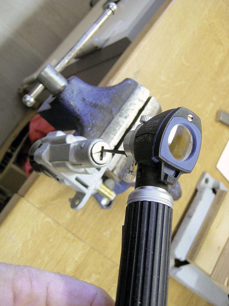 Schließzylinder auslesen bei Lock-Expert Krämer