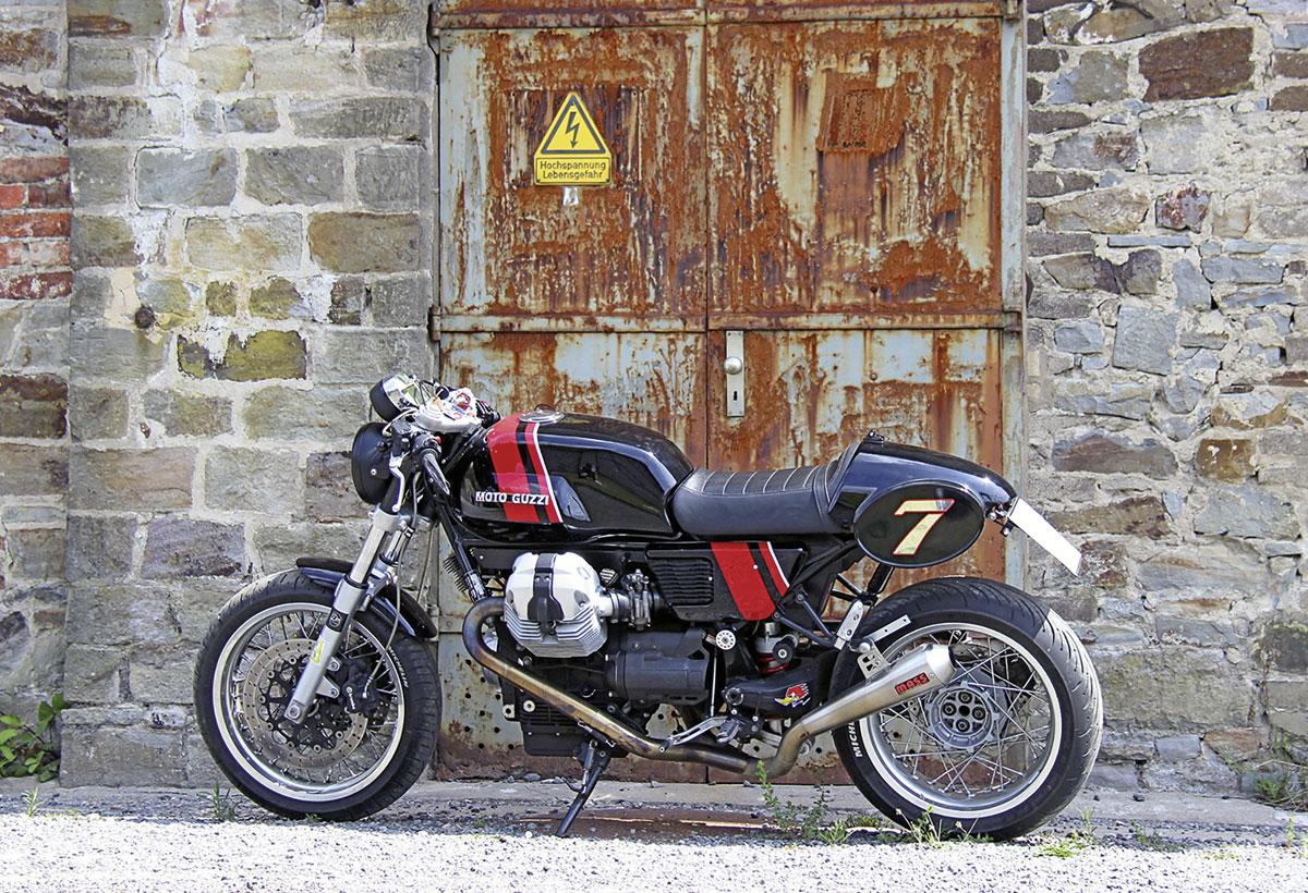 Moto Guzzi Bellagio Cafe Racer