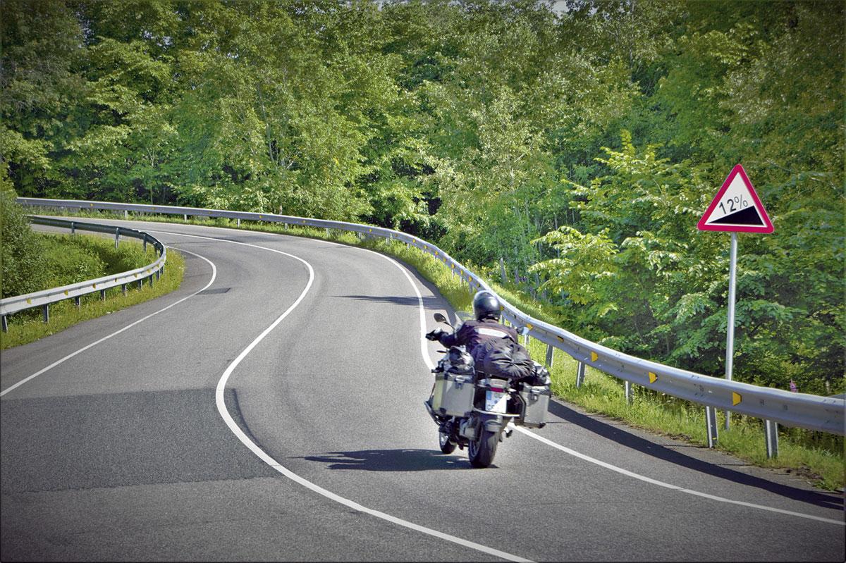 Motorradreise ins Baltikum