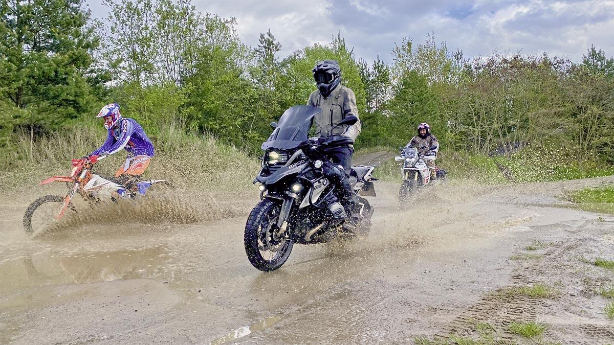 ADAC Adventure-Bike-Training